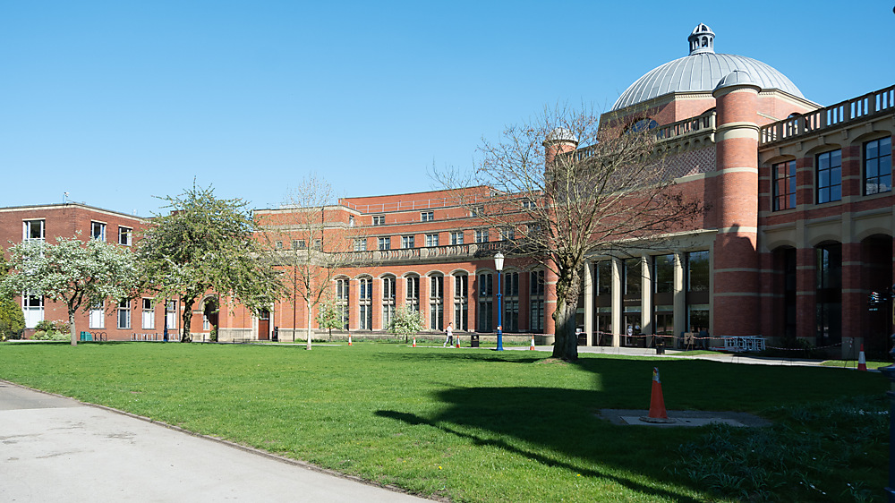 photoblog image University of Birmingham