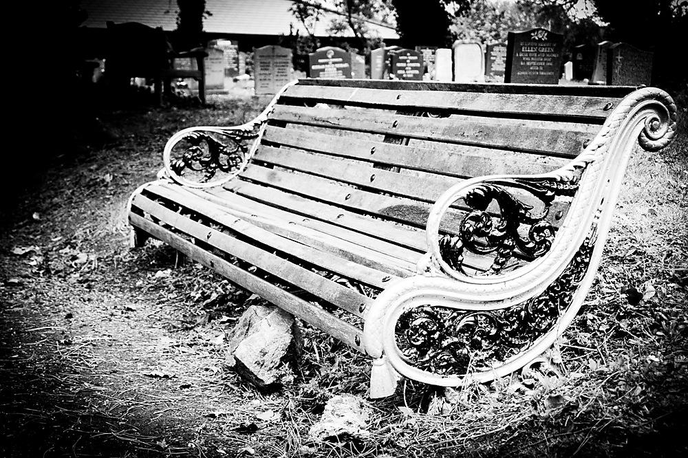 photoblog image Bench