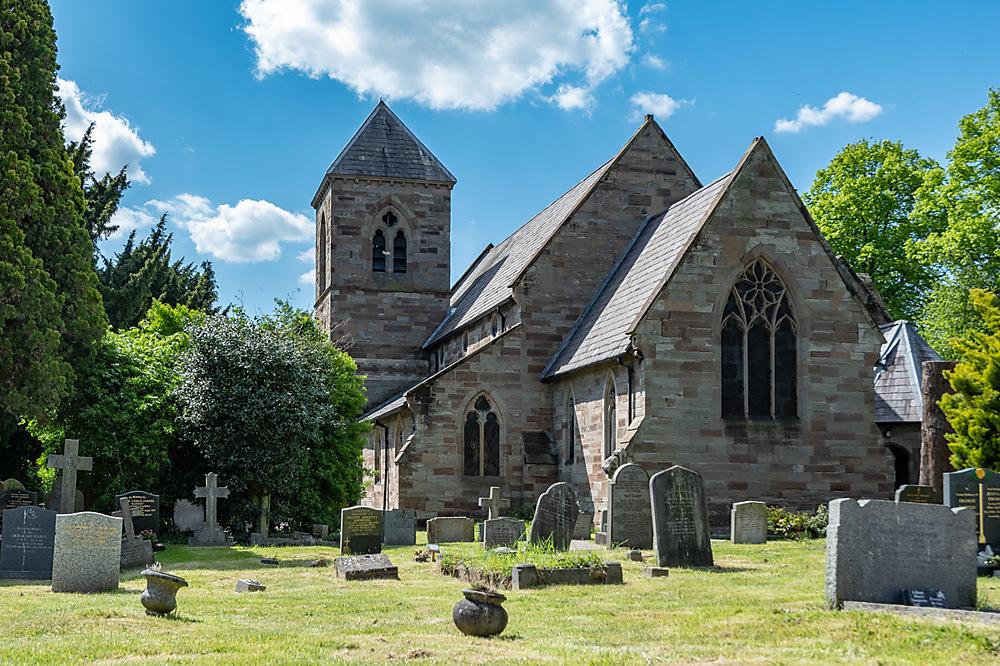 photoblog image St Nicholas Church Droitwich