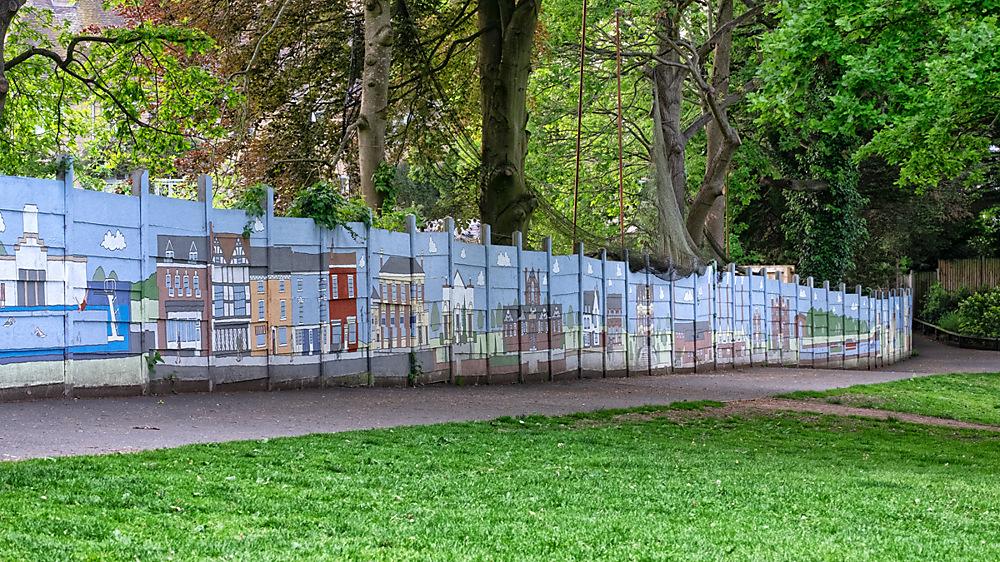 photoblog image Mural
