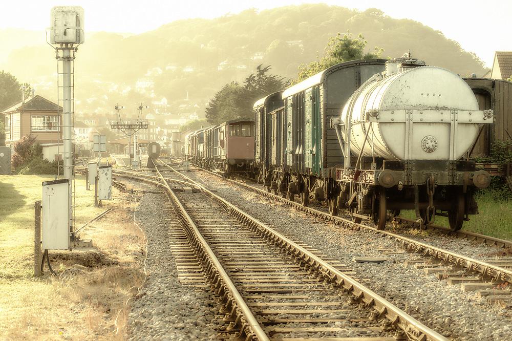photoblog image West Somerset Railway.