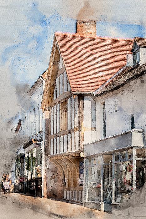 photoblog image Ancient Droitwich