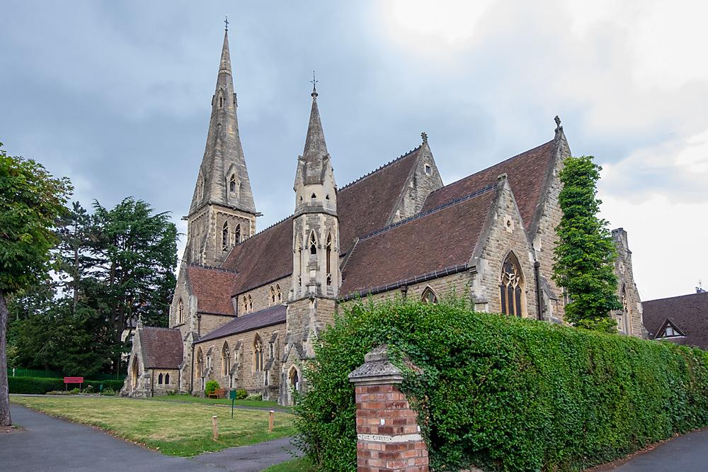 photoblog image Christ  Church Great Malvern
