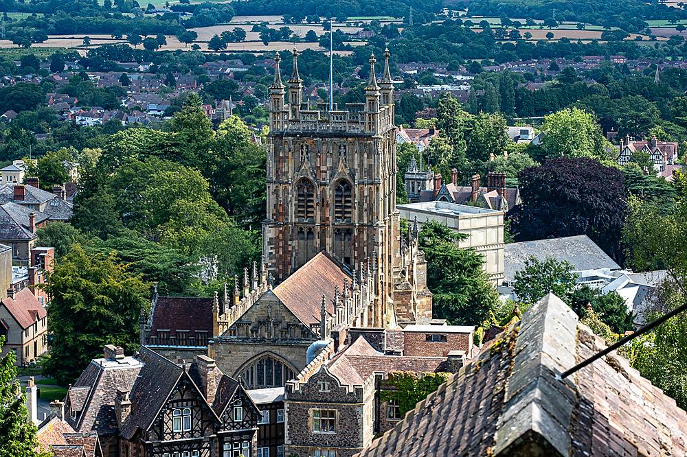 photoblog image Malvern Priory