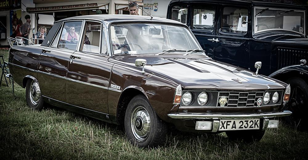 photoblog image Rover 2000