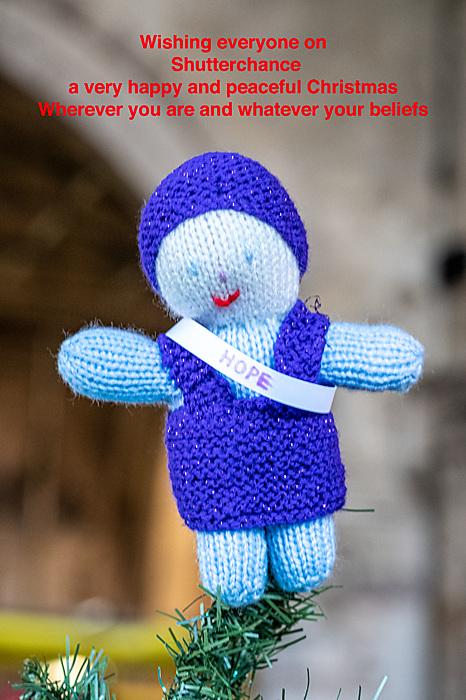 photoblog image Christmas fairy