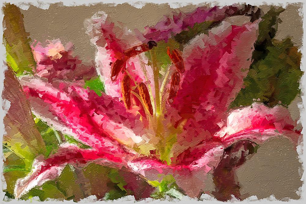 photoblog image Flower twiddle 3