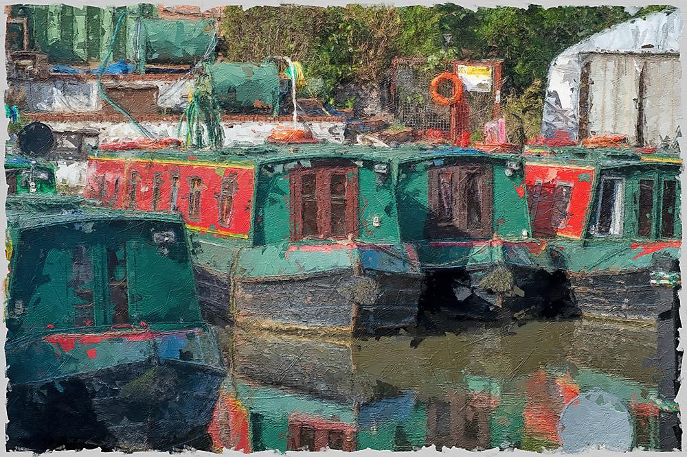 photoblog image Boat twiddle