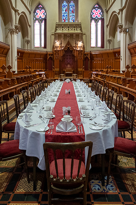 photoblog image Dining in style