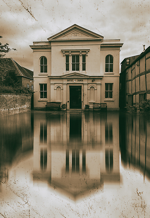 photoblog image A bit wet
