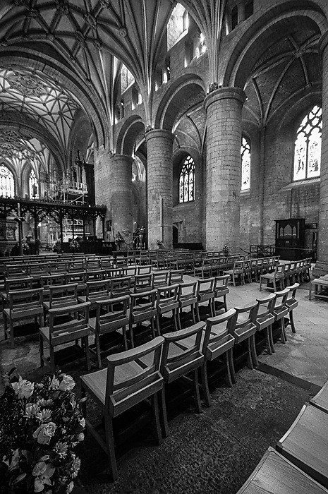 photoblog image Tewkesbury Abbey