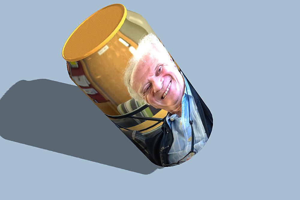 photoblog image Canned Trim