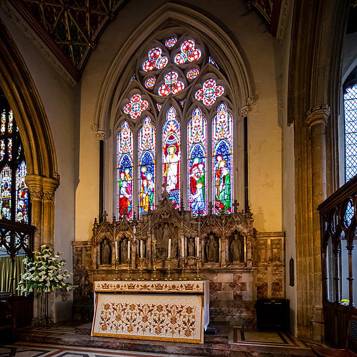 photoblog image Sunday Church