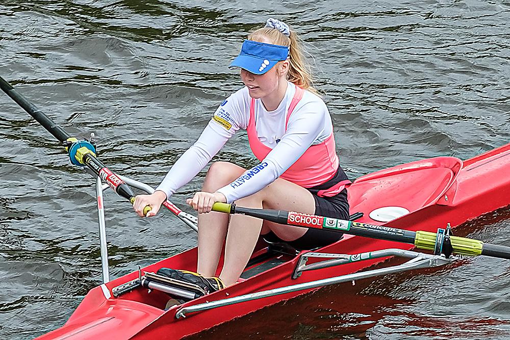 photoblog image Rower