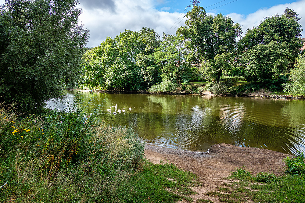 photoblog image Six on Severn