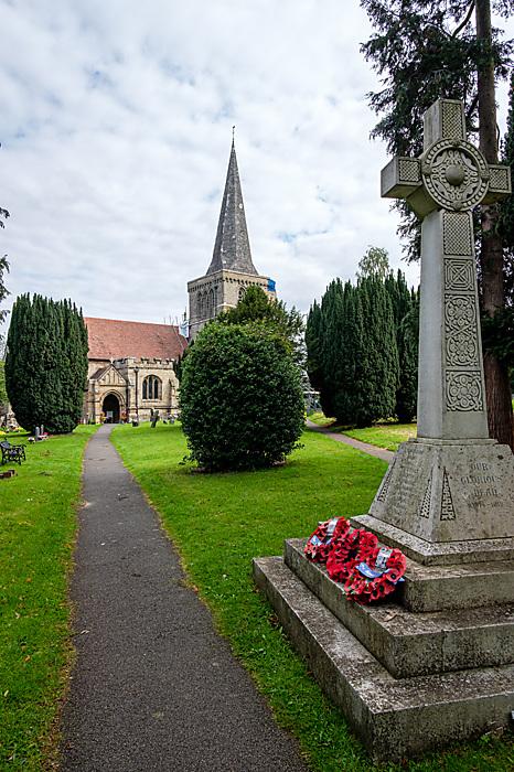 photoblog image St Michael's Church