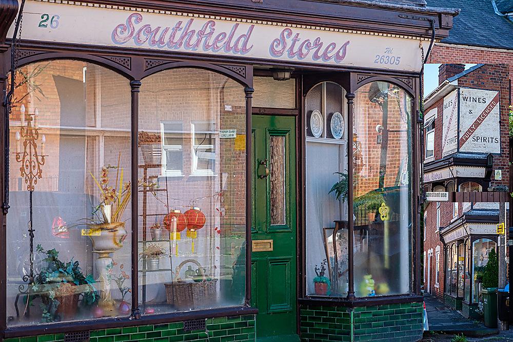 photoblog image Southfield Stores
