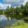 Lake at Witley Court