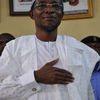 The Osun State Governor