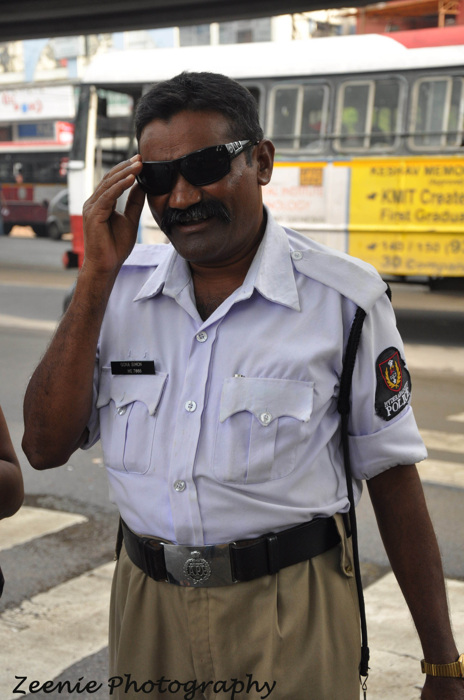 photoblog image traffic warden