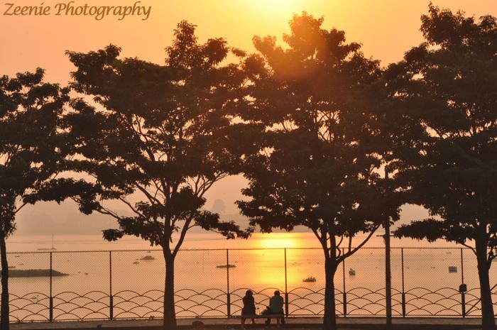 photoblog image Rising sun