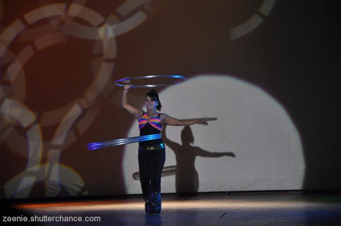 photoblog image hoop dance