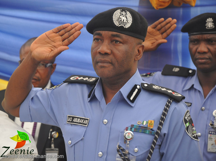photoblog image The Inspector General Of Police of the FRN